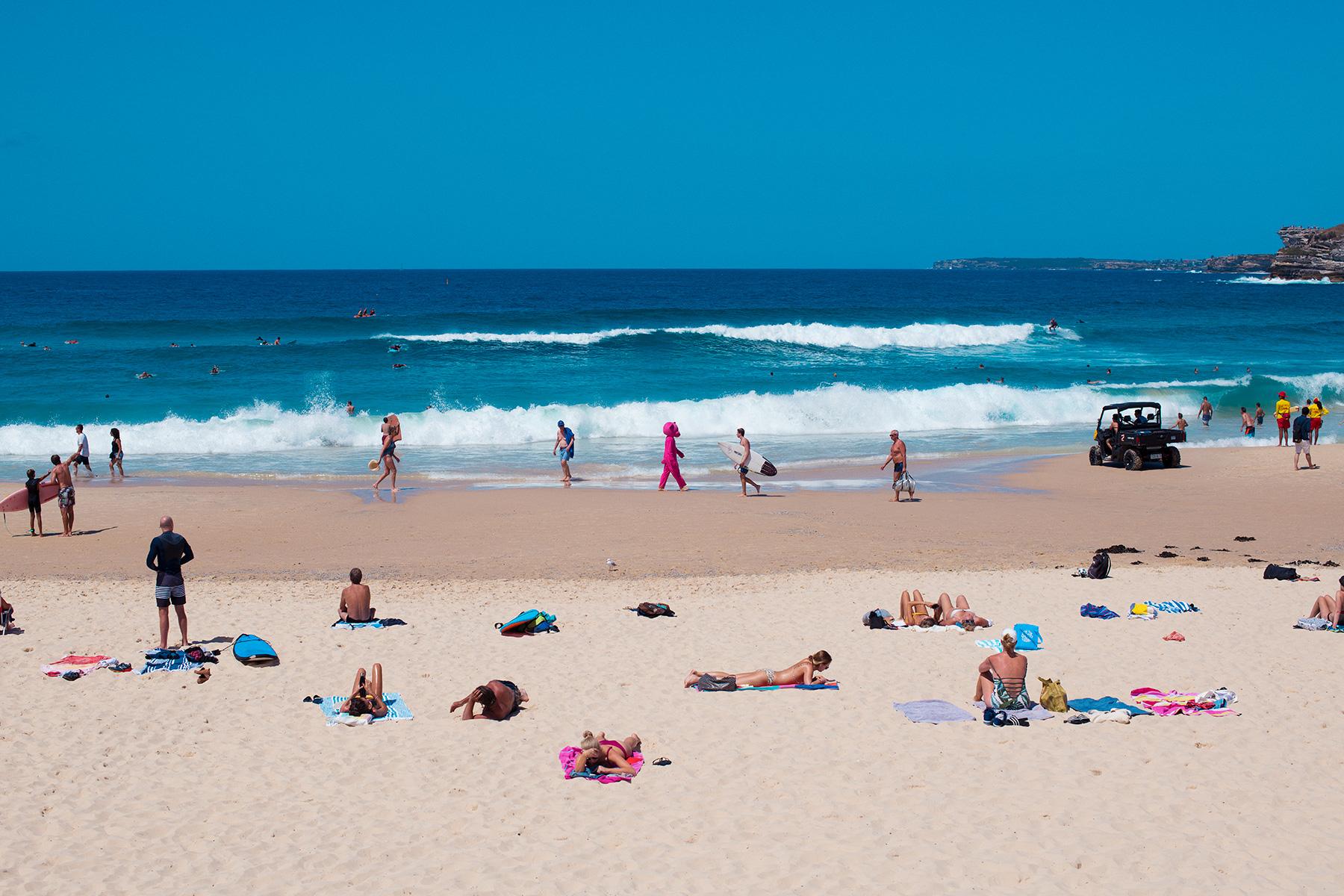 Sun, Sea, Sand...Sex?
