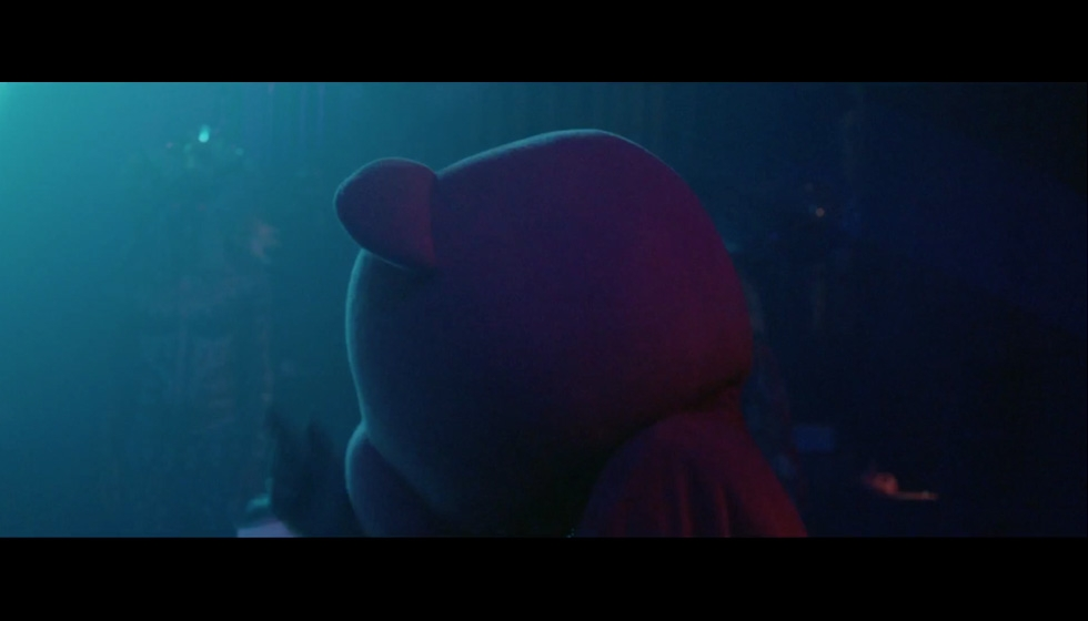 The Pink Bear