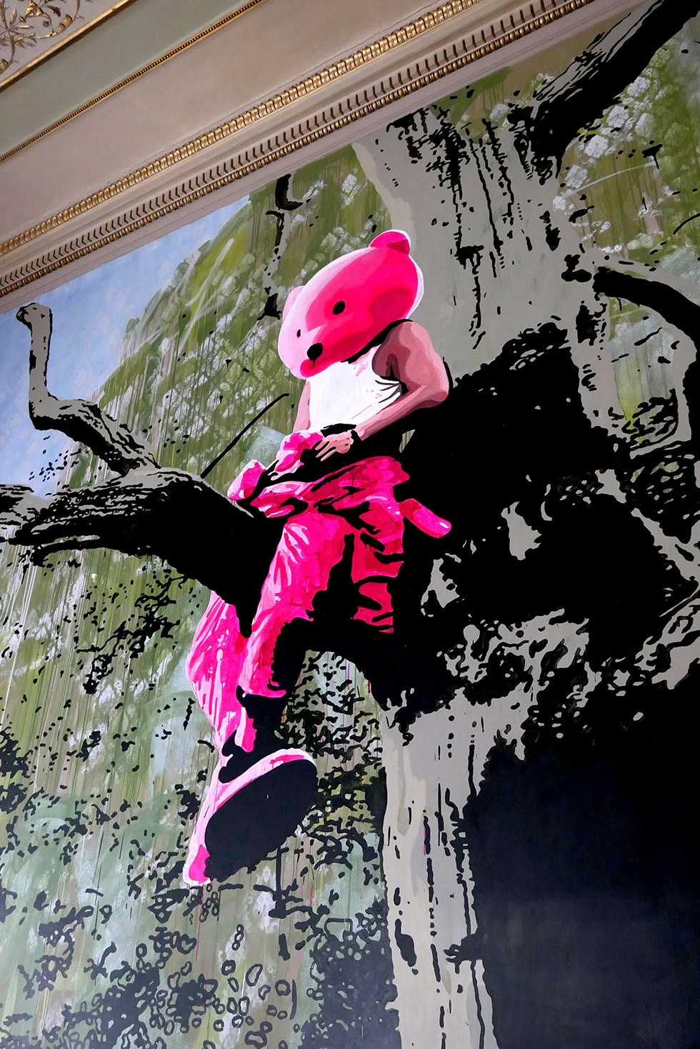 Home House - The Pink Bear Room